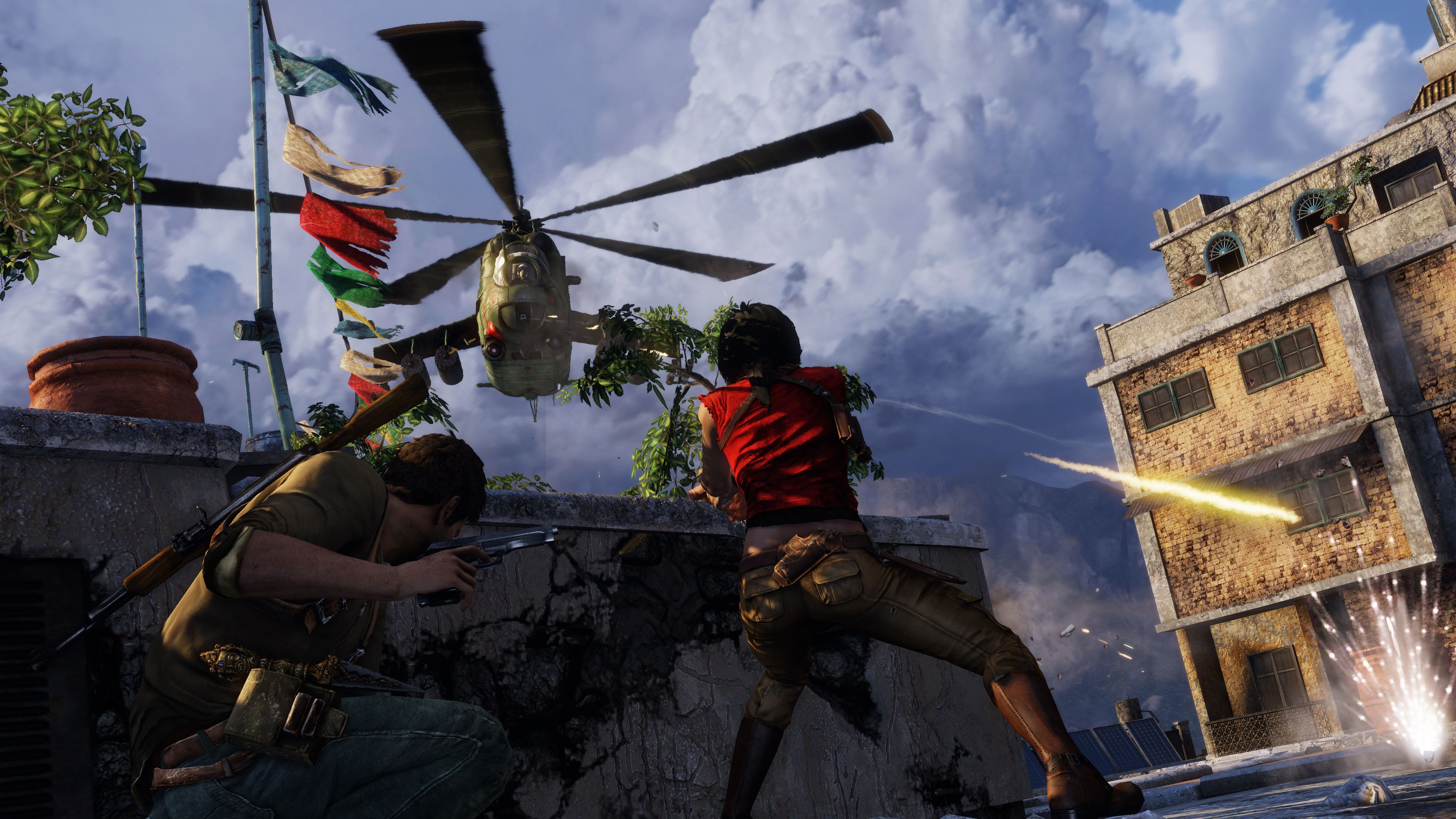 Uncharted_2_UNDC_Warzone_Demo_Chloe_Helicopter_14365282491